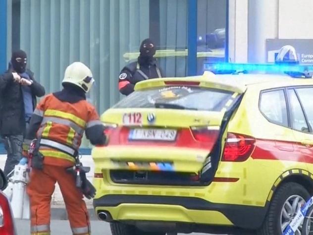 Организаторы терактов вБельгии вначале планировали штурмовать атомные станции повыробатыванию электричества