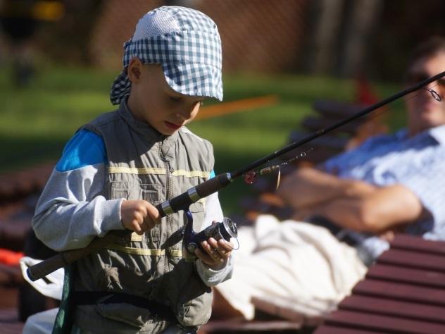 Рыбалку попросили включить впрограмму Олимпийских игр