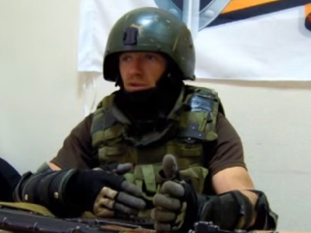 Волонтер: Моторола был убит из-за конфликта сдругим командиром боевиков
