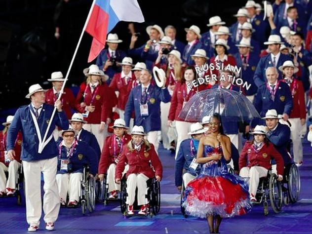 Русские лыжники ибиатлонисты-паралимпийцы неуспели подать заявки насезон