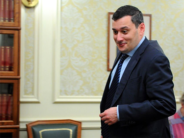 Экс-чиновник Хинштейн будет советником директора Росгвардии