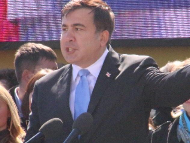 Супруга Саакашвили отказалась от 2-го тура— Грузия