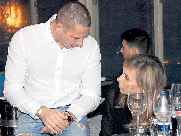 Брата Светланы Бондарчук приняли за её бойфренда