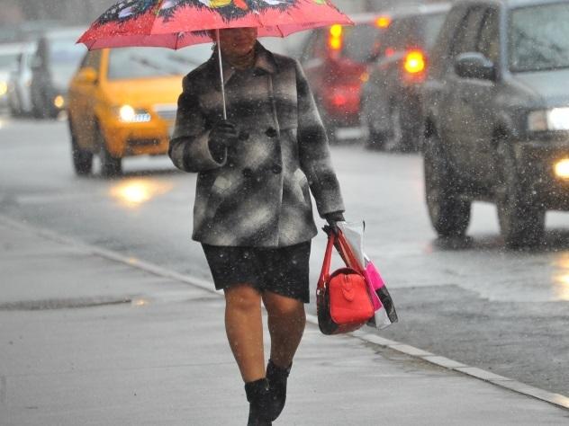 В столицеРФ объявлен «оранжевый» уровень погодной опасности