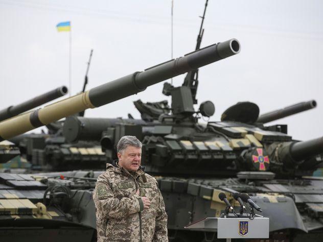 Порошенко раскрыл планы повозвращению Крыма иДонбасса