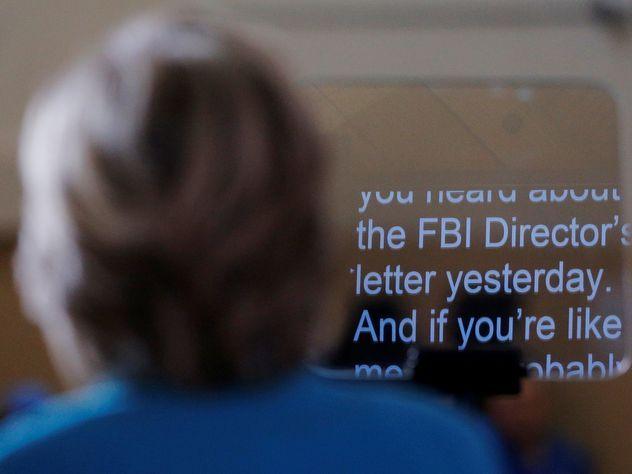 Клинтон призвала директора ФБР рассказать всё о изучении еедела