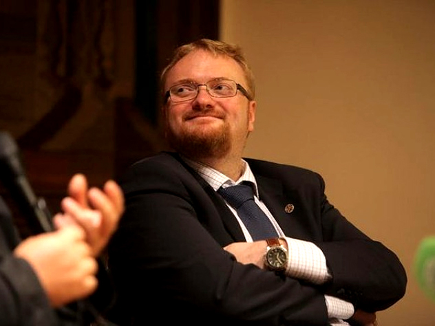 Милонов предложил отправить на«Евровидение» Хирурга