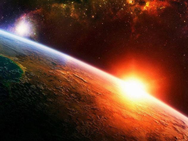 Погрузится ли скоро наша планета в кромешную тьму?