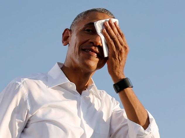 Монсон пообещал врезать Обаме заневыполненное обещание