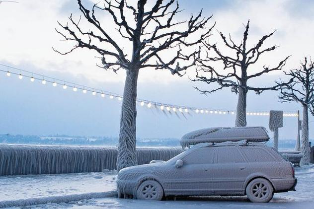 Лучшие автомобили для российской зимы