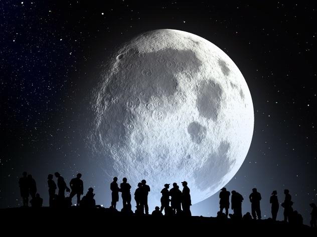 Наибольшую Луну жителям столицы покажут 14ноября