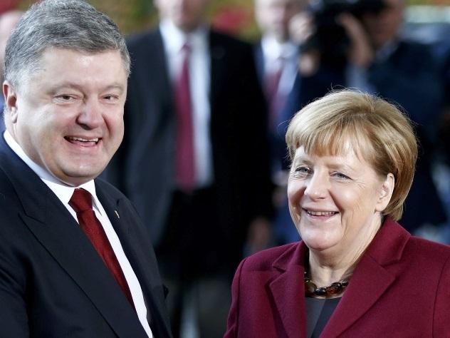 Красноречие по-украински: Порошенко затмил Кличко и Саакашвили