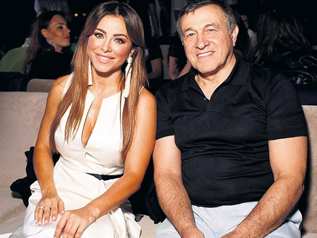 Певицу Ани Лорак заподозрили вромане сроссийским миллионером