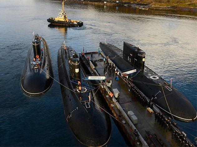 National Interest сказал, почему США называли подлодки СССР «морскими чудовищами»