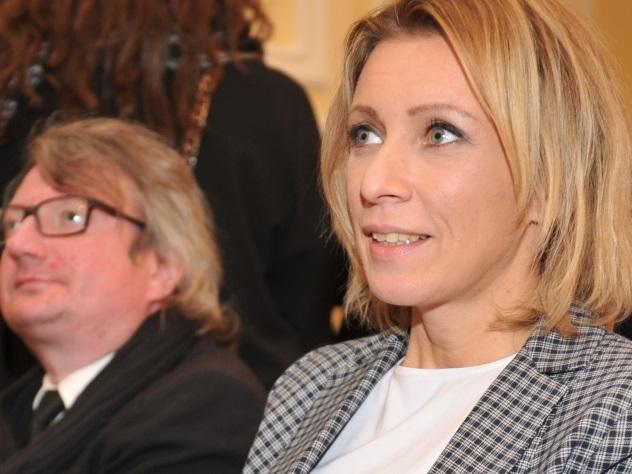 Захарова рассказала о внесении Макфола в черный список