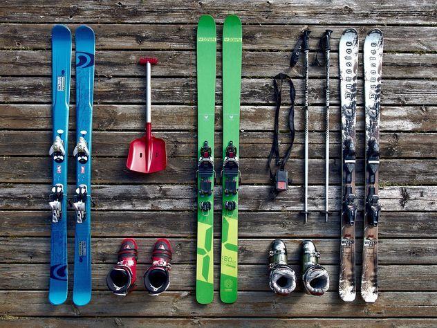Лыжник-нудист в30-градусный мороз произвел фурор вЧелябинске