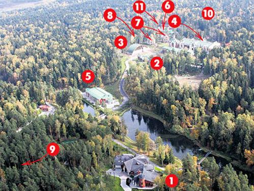 Резиденция мэра Москвы «Молоденово»