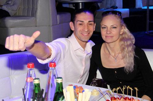 Руслан НИГМАТУЛЛИН с женой Еленой