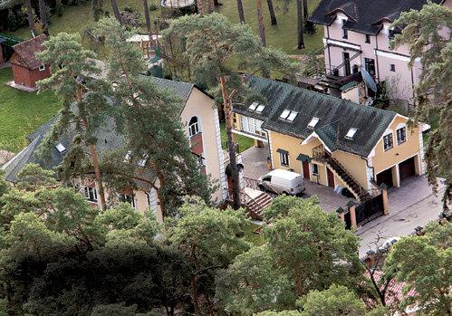 Дом малининых в фото
