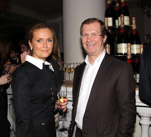 Наталья ШКУЛЕВА с папой