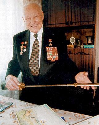 ФЁДОРОВ награжден многими орденами и медалями...