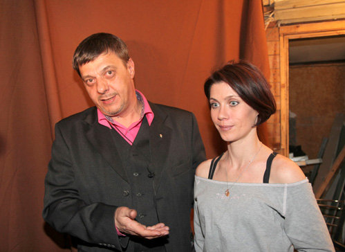 Алексей МУСКАТИН, Александра ГЕРМАНОВНА
