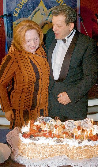 Первая супруга Галина была его верной спутницей почти 35 лет