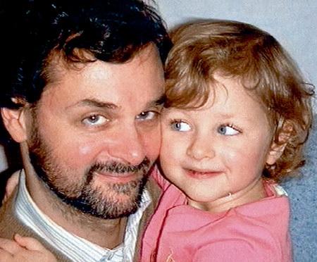 Вторая супруга подарила Алексею ЯКОВЛЕВУ чудесную дочку Лизоньку