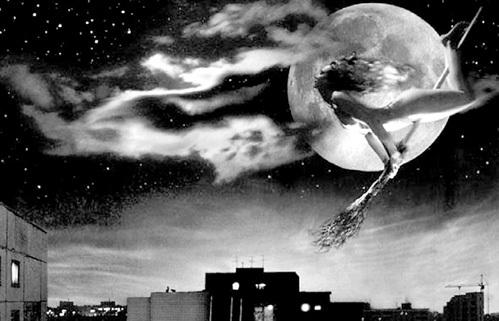 Маргарита летит на бал Сатаны