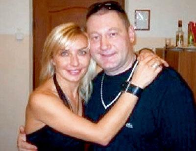 Татьяна ОВСИЕНКО с Александром МЕРКУЛОВЫМ (Фото segodnya.ua)
