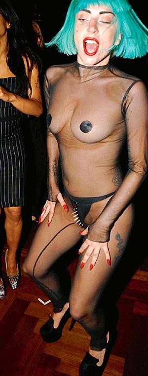 lady gaga in the nude № 80308