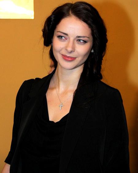 Марина АЛЕКСАНДРОВА (фото Бориса КУДРЯВОВА)