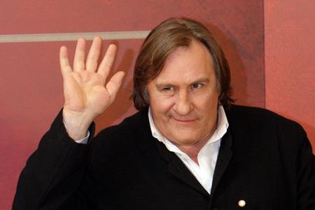 Полиция не стала штрафовать Жерара ДЕПАРДЬЕ (фото depardieu.ru)
