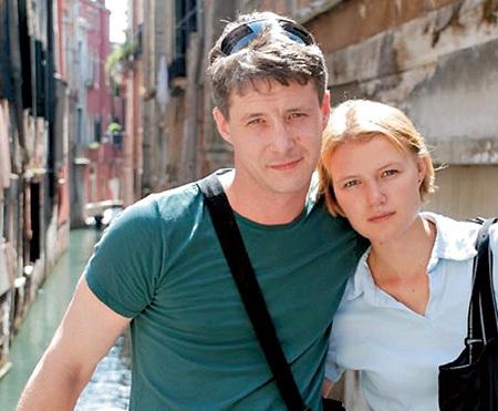 александр макогон фото с женой