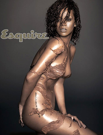 РИАННА в журнале Esquire