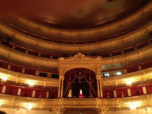 Большой театр после реконструкции