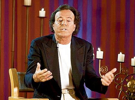 Хулио ИГЛЕСИАС обойдётся в $1 млн.