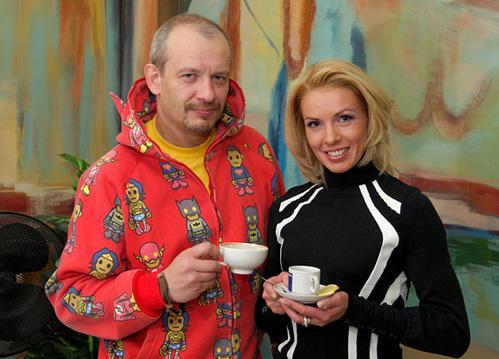Ирина Лобачева и Дмитрий Марьянов (фото woman.ru)