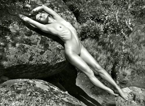 Фото голая мила