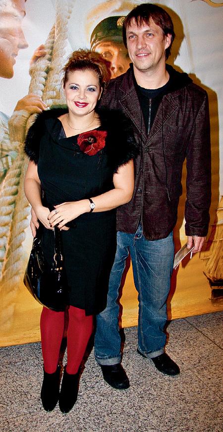 Дмитрий ОРЛОВ и Ирина ПЕГОВА считались образцовой парой