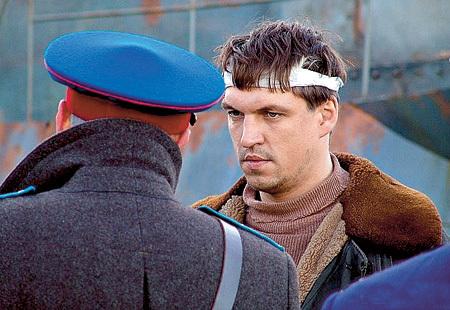 В фильме «Первый после Бога» актёр блестяще исполнил роль капитана Александра Маринина