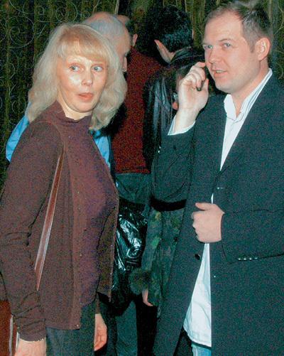 Мария СОЛОМИНА в 2006 году выходила в свет с бизнесменом Александром ГРИНЕВЫМ