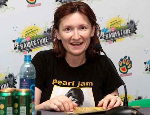 Диана АРБЕНИНА (фото Руслана ВОРОНОГО)