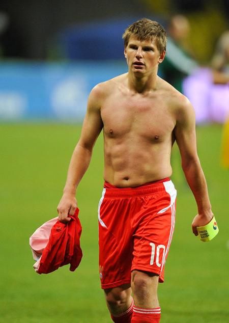 голые фото знаменитых футболистов