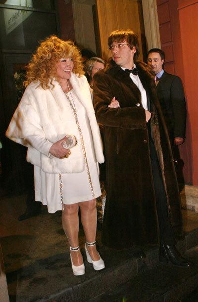 Свадьба пугачёвой и галкина первые