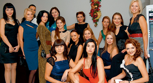 На общих мероприятиях  участниц конкурса «Миссис Россия» Юлии ЗАБОЖАНСКОЙ не было