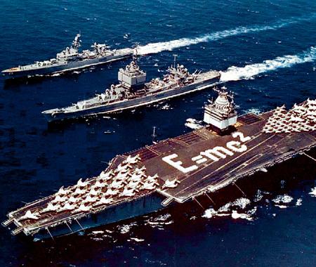 Флот США будет угрожать нам с северных морей