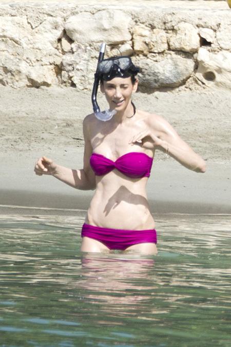 Нэнси ШЕВЕЛЛ - отличный пловец