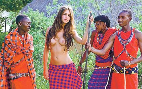 Масаи секс