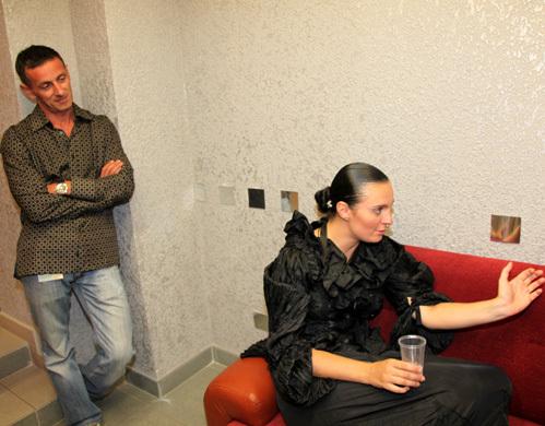 Иван МАТВИЕНКО продолжает оставаться продюсером певицы (фото Ларисы КУДРЯВЦЕВОЙ)